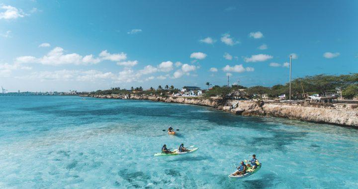 Aruba le pone color a la Isla en las fiestas navideñas con todos los protocolos de bioseguridad