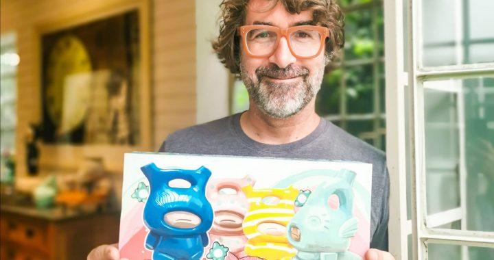 Sunglass Hut Perú y Rafael Lanfranco crearon un estuche  de lentes de edición limitada