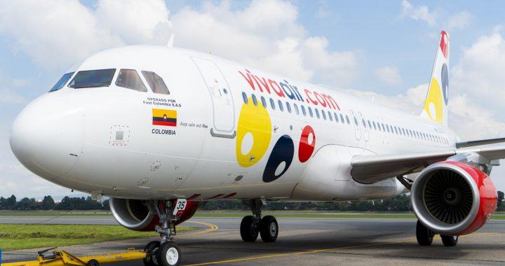 Viva Air cierra el 2020 con un crecimiento del 81% en el factor de ocupación en Perú
