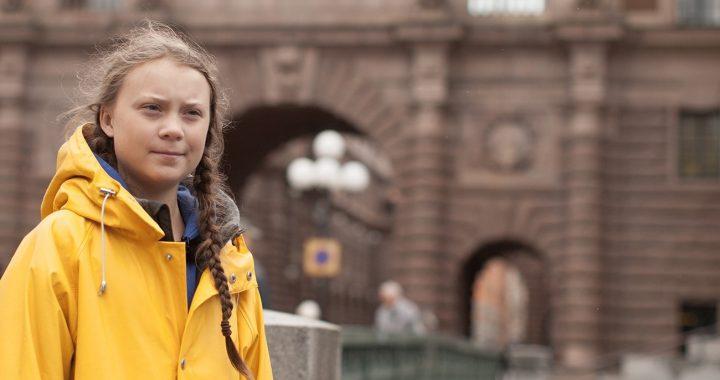 Nat Geo estrena documental que relata la historia de Greta Thunberg