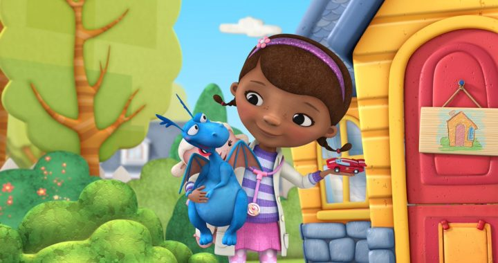 Disney Junior estrena episodio especial de la serie animada «Doctora Juguetes»