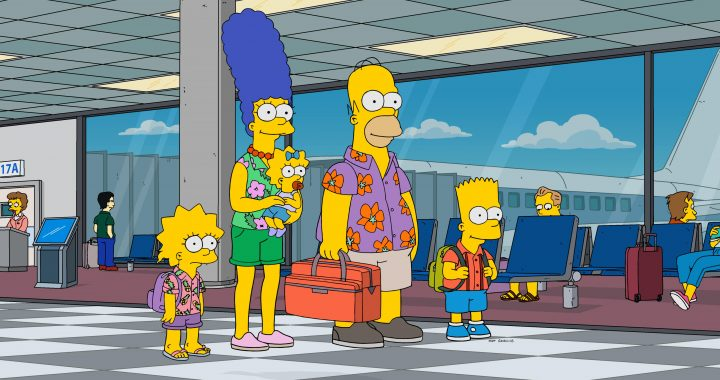 Los Simpson: Fox Channel anuncia el despegue de «Air Springfield»