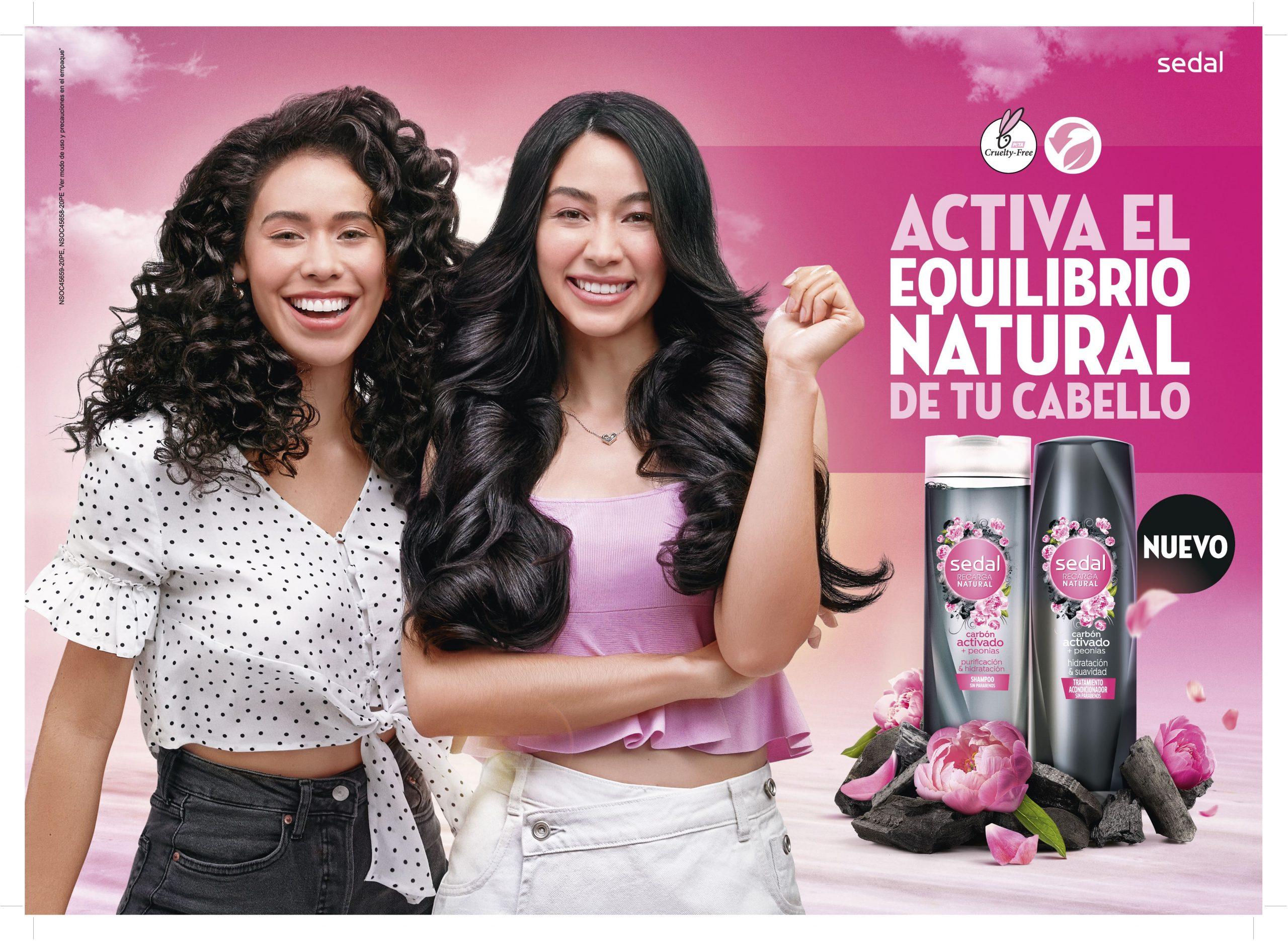 Conoce la última tendencia en Detox & cuidado del cabello que lanza Sedal