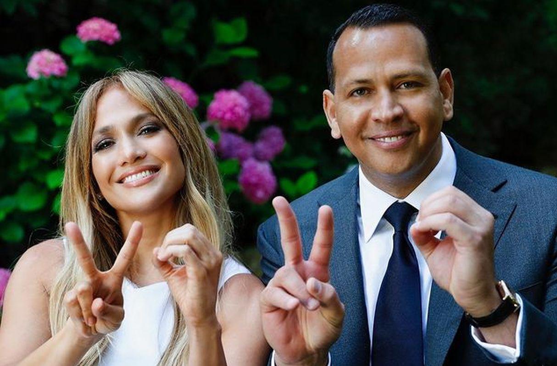 ¿Jennifer López y Álex Rodríguez se casarán este año? El deportista rompió su silencio