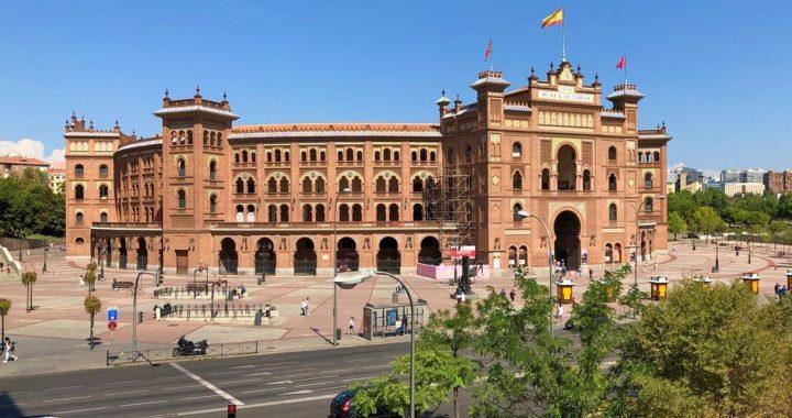 Madrid estrenó su primer sistema virtual de visitas a la plaza de Las Ventas