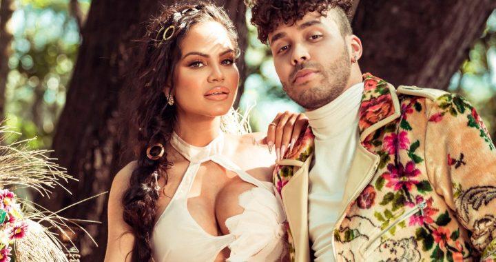 """Natti Natasha lanzó """"Antes que salga el sol"""", su última colaboración con Prince Royce"""