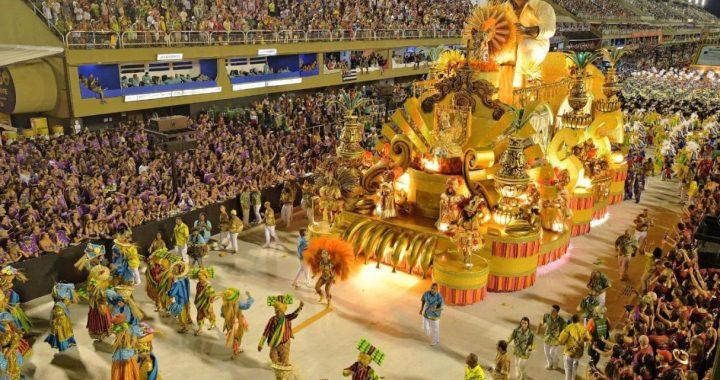 Carnaval de Rio de Janeiro fue cancelado por primera vez en su historia