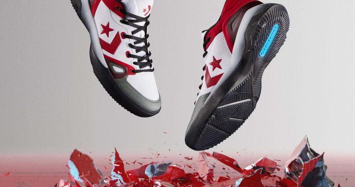 Converse lanza zapatillas que fusionan historia con la tecnología del futuro