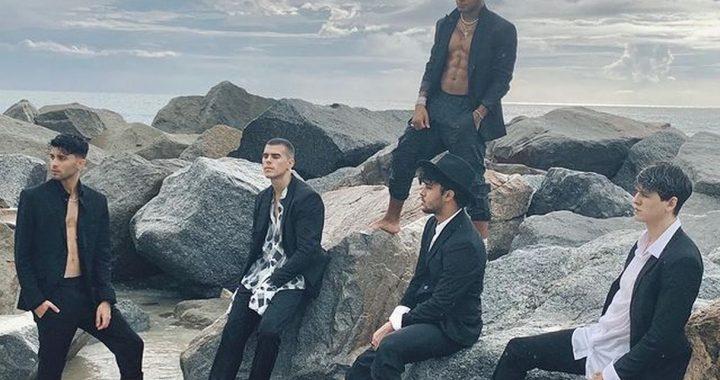 CNCO apela al romanticismo en su nuevo álbum «Déjà Vu»