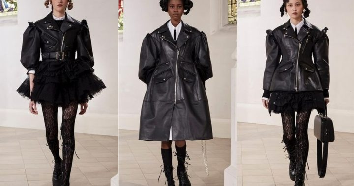 Semana de la Moda de Londres: El diseño historicista pone el broche final a la gala