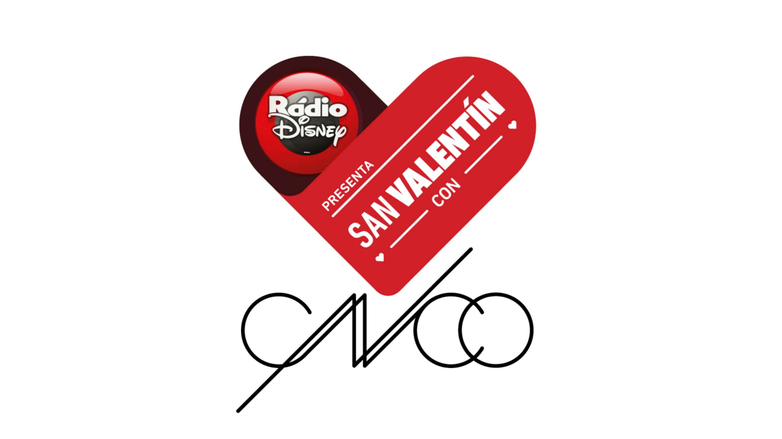 Radio Disney presenta un especial de San Valentín junto a CNCO
