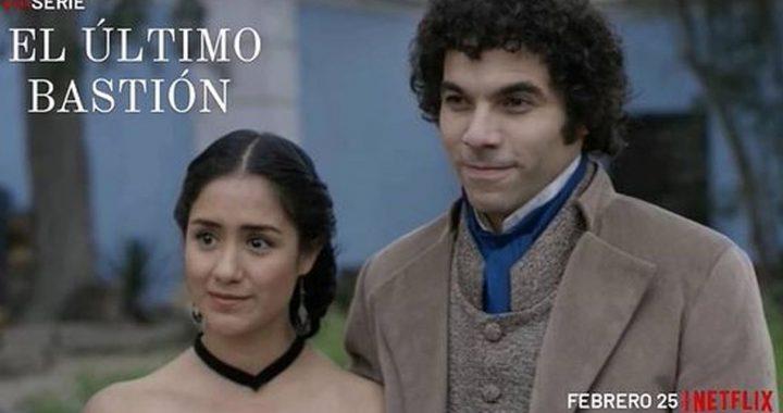"""""""El último bastión"""" se convierte en la primera serie peruana que estrena en Netflix"""