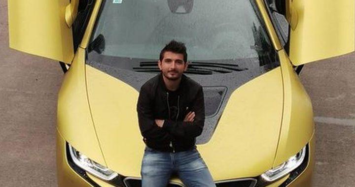 Influencer mexicano rifó su carro para comprar y prestar tanques de oxígeno