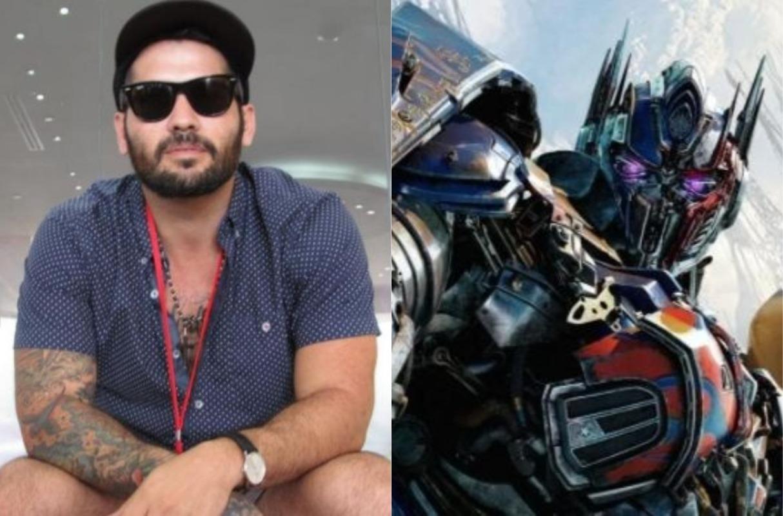 Ángel Soto será el director de la nueva película de «Transformers»
