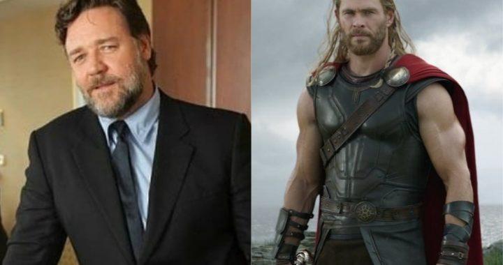 Russell Crowe se suma al UCM en la película «Thor: Love And Thunder»