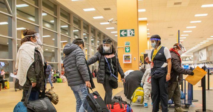 Pasajes con el 60% de descuento para volar por todo el Perú