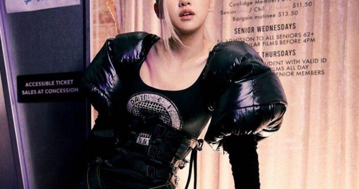 """Rosé de BLACKPINK debutó con gran éxito con su canción en solitario """"On the Ground"""""""