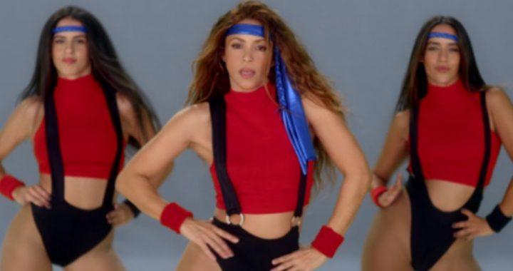 "Shakira lidera el Latin Billboard USA gracias a ""Girl Like Me"""