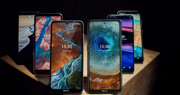 Nokia presentó sus nuevos teléfonos bajo tres series distintivas