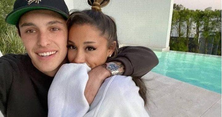 ¿Ariana Grande y Dalton Gomez se casarán pronto? Esto reveló el portal E! News