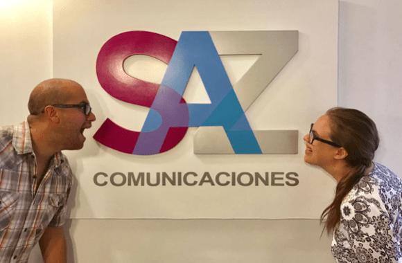 SAZ: La agencia de comunicaciones celebra su décimo aniversario