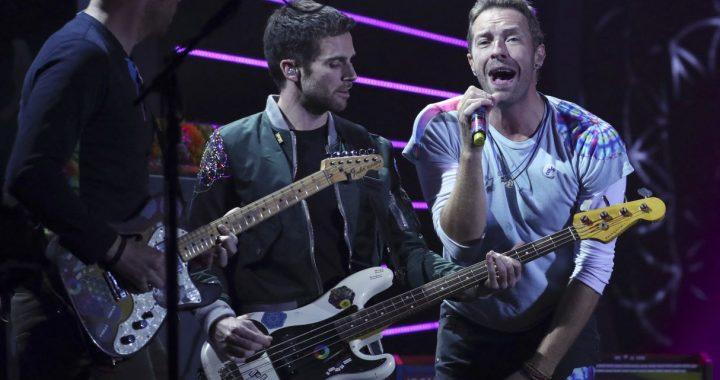 """Coldplay anunció la fecha de lanzamiento de su nuevo tema """"Higher Power"""""""