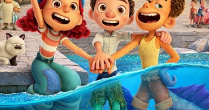 Disney+ presenta el nuevo tráiler de la película animada «Luca»