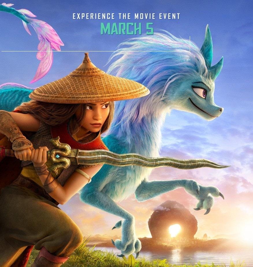 Raya y el último dragón: Conoce algunos datos curiosos de la película