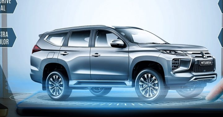 Disfruta de la All New Montero Sport de Mitsubishi sin salir de casa