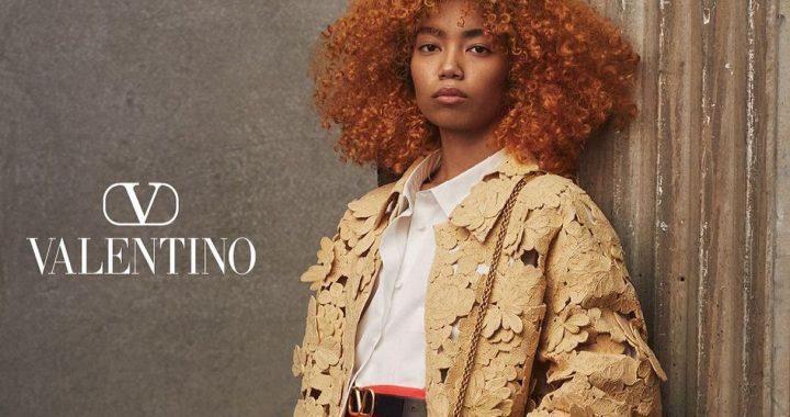 Valentino dejará de confeccionar prendas con piel a partir de 2022