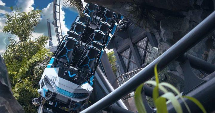 Universal abre en Orlando VelociCoaster, la montaña rusa «más intensa»