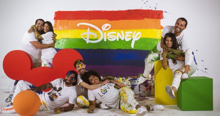 Disney celebra el mes del orgullo en toda Latinoamérica