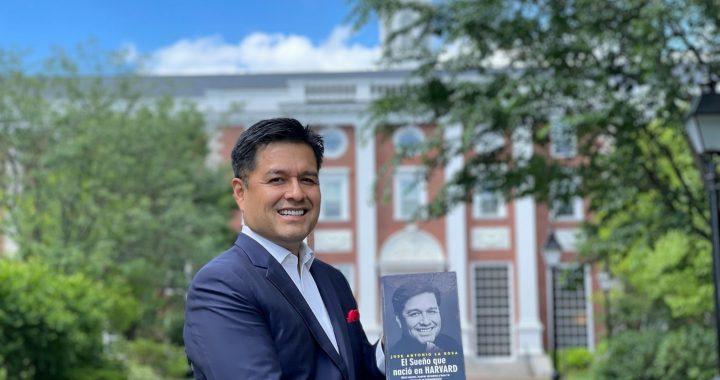 El sueño que nació en Harvard, la inspiradora historia que cuenta los secretos para progresar en Latinoamérica