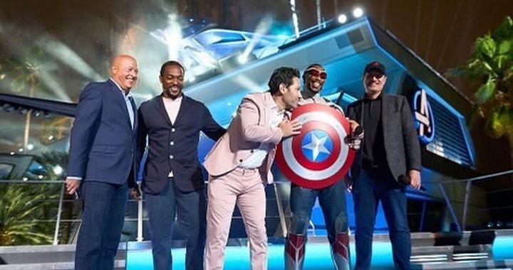 Disneyland recibe a los «Avengers» tras esquivar la pandemia