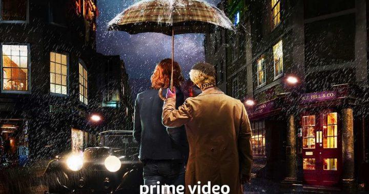 «Good Omens» tendrá una segunda temporada en Amazon Prime Video