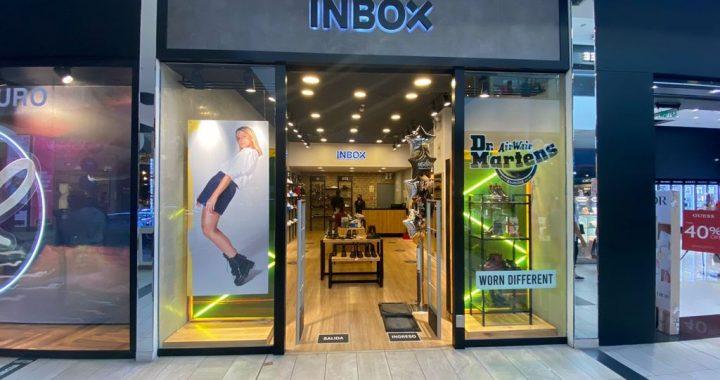 Inbox inaugura su tercera tienda y lanza nuevas marcas de calzado top en Perú