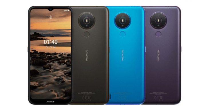 Nokia lanza sus nuevos smartphones en Perú