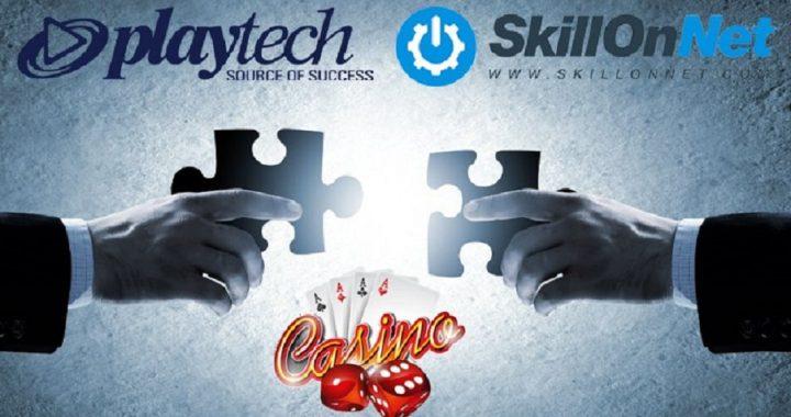 SkillOnNet y Playtech se unen en una nueva e importante asociación