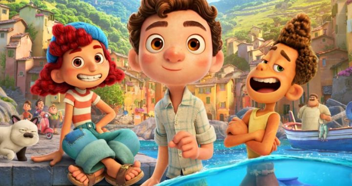Detrás de escena de Luca: Secretos del arte, animación y música de la película de Disney y Pixar