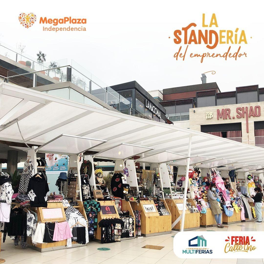 La Standería del Emprendedor llega a Mega Plaza