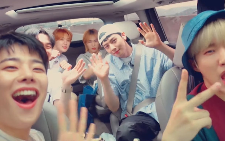 Astro estrenó el videoclip de «Footprint» a poco de su comeback con Switch On