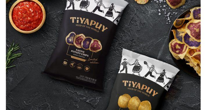 Tiyapuy, los nuevos snacks 100% saludables y libre de octógonos