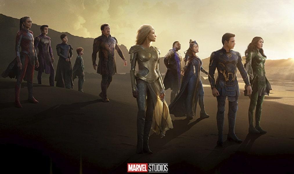 Marvel Studios estrena nuevo tráiler de «Eternals»