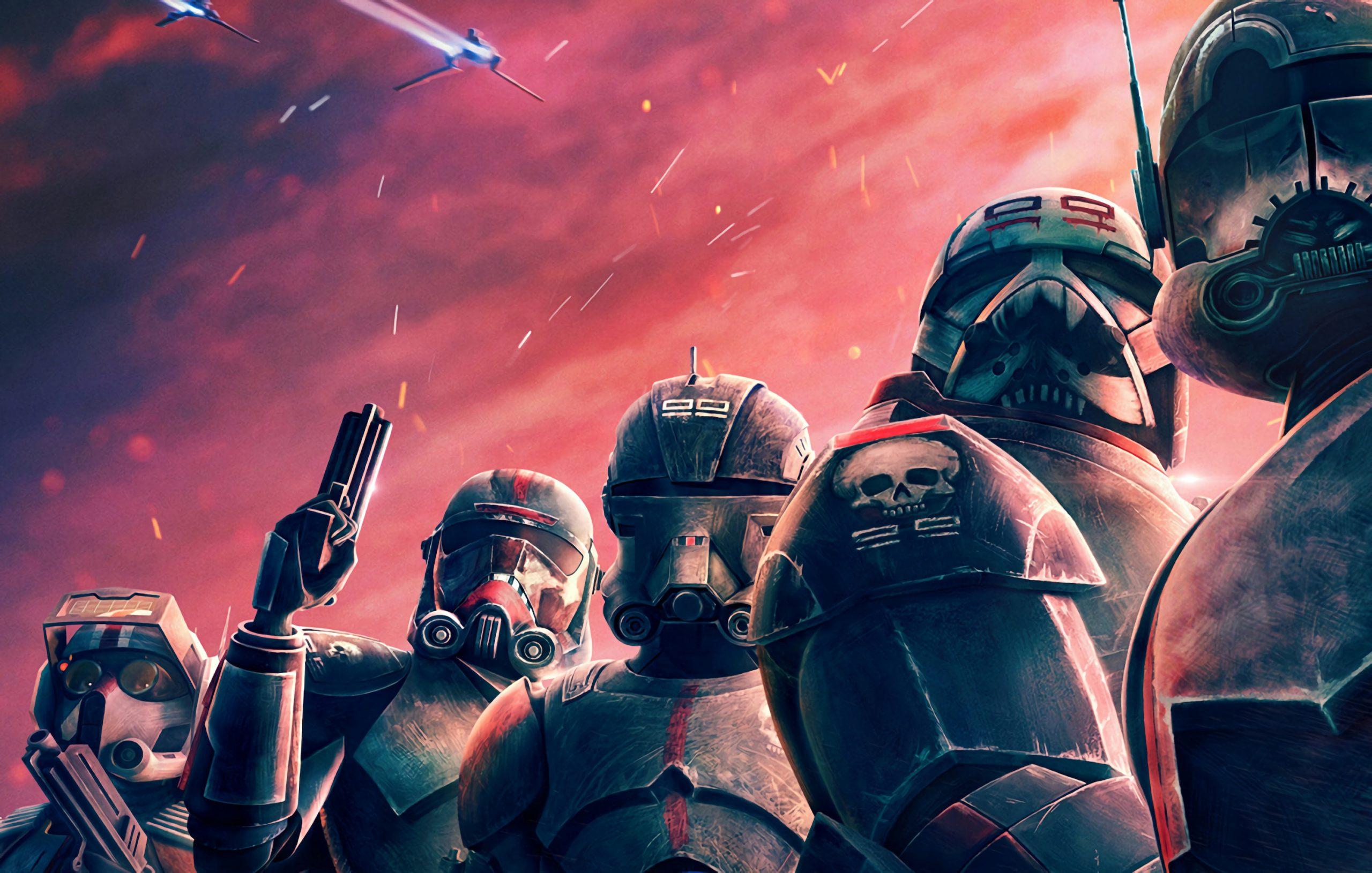 Disney+ anuncia la segunda temporada de Star Wars: The Bad Batch