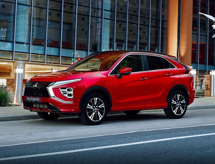 Mitsubishi Eclipse Cross obtiene premio «Satisfacción de Vehículo 2021» de AutoPacific