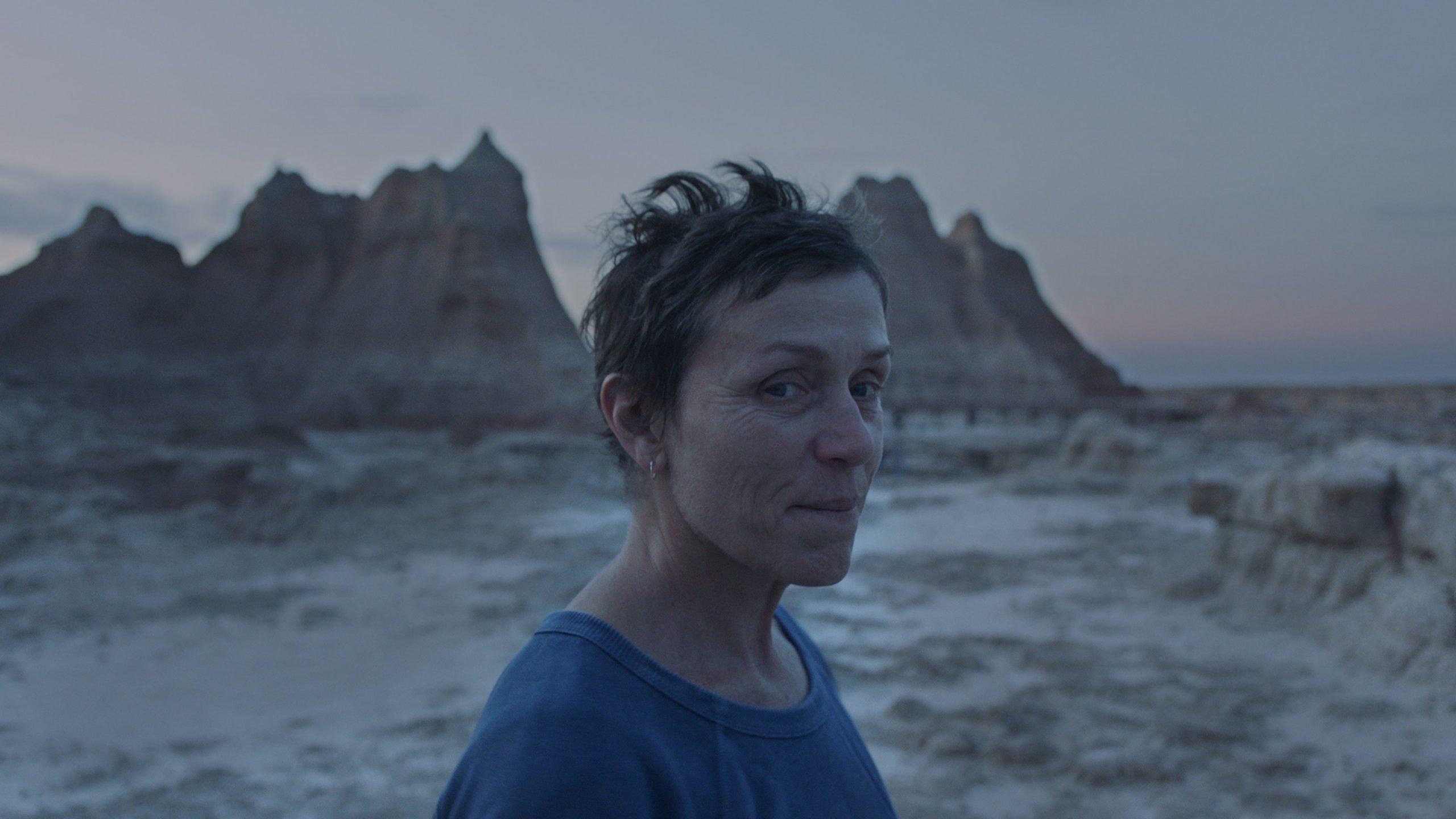 «Nomadland» la premiada película, ya puede ser vista en todos los cines del país