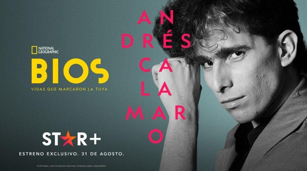 11 revelaciones sobre Andrés Calamaro en el nuevo episodio de «Bios. Vidas que marcaron la tuya»