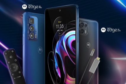 Motorola Edge 20, versión pro y lite, están disponibles en Perú