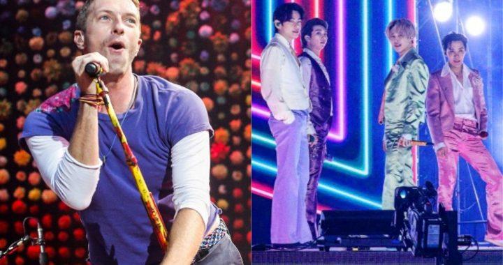Coldplay se une a BTS para una colaboración en su nuevo álbum