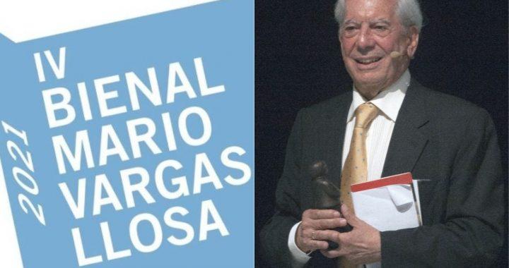 La IV Bienal Mario Vargas Llosa en México tendrá a 31 autores iberoamericanos